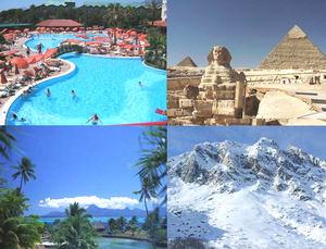 международный туризм