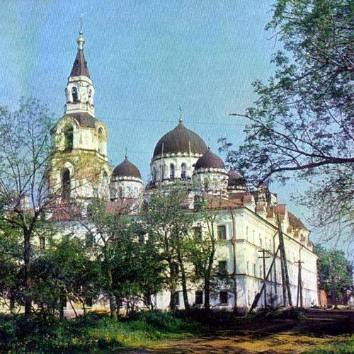 Спасопреображенский монастырь