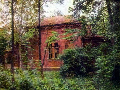 Церковь Преподобных отцов на Игуменском кладбище