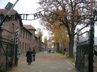 Концлагерь в Освенциме
