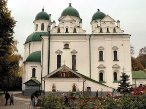 Свято-Вознесенский Флоровский монастырь