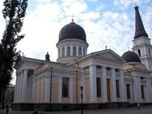 Одесский Спасо-Преображенский собор