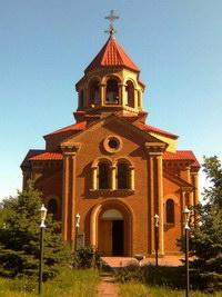 Армянская апостольная церковь в Одессе