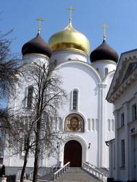 Собор в честь иконы Божией Матери Живоносный источник