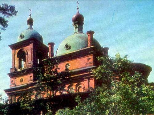 Церковь Воскресения. 1906 г.